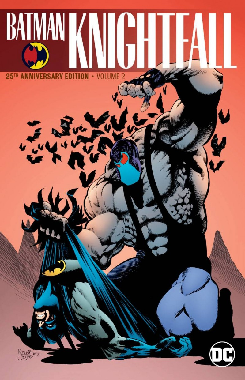 Batman TP Knightfall  25th Anniversary Edition