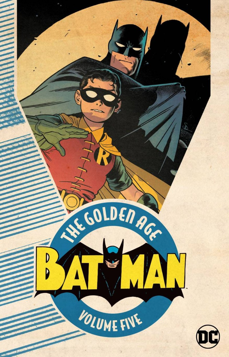Batman TP the Golden Age V5