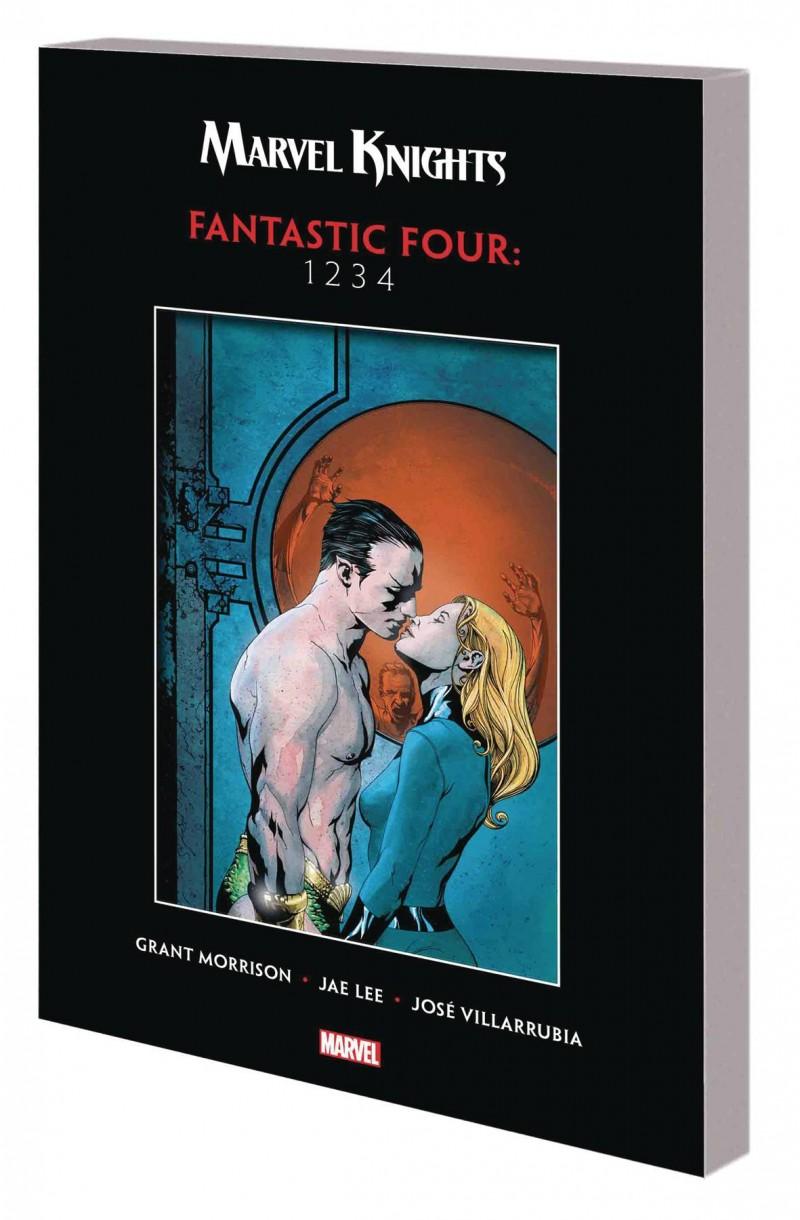 Fantastic Four TP Fantastic Four 1234