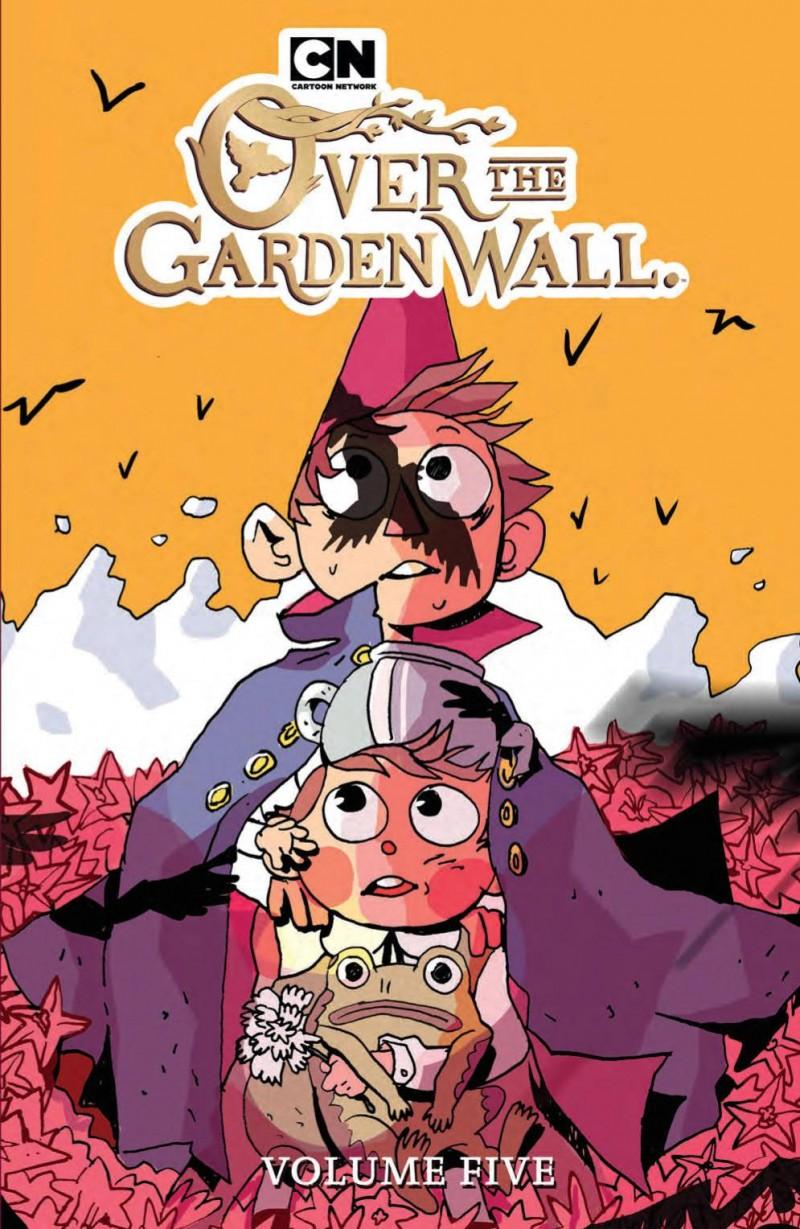 Over Garden Wall TP V5
