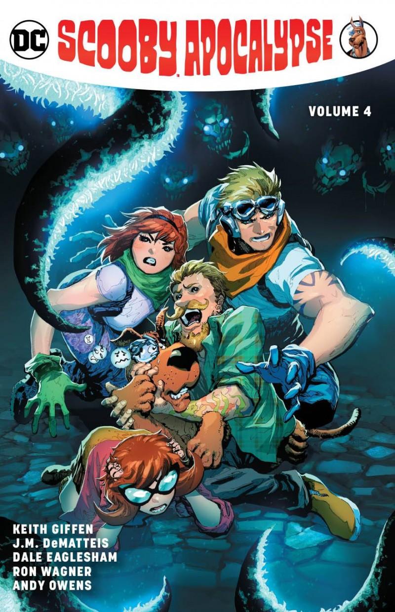 Scooby Apocalypse TP