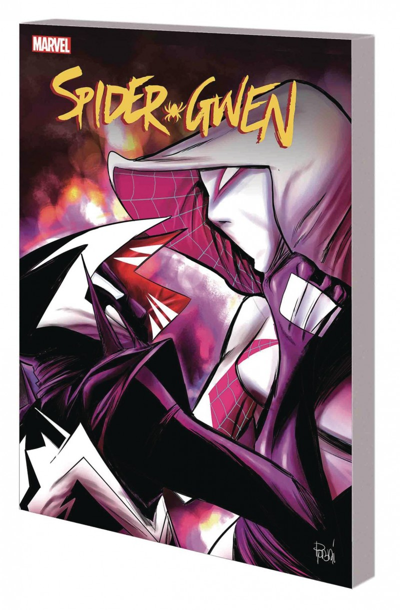 Spider-Gwen TP  Life of Gwen Stacy