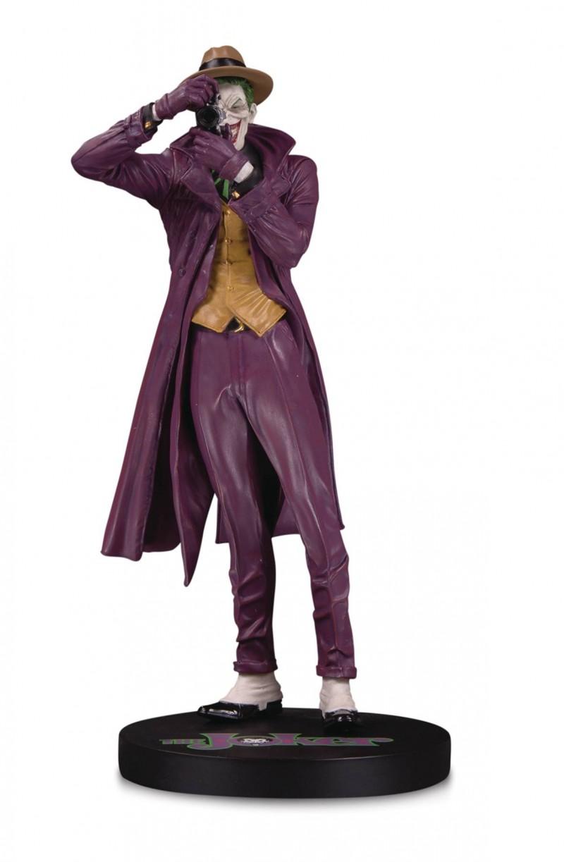 DC Statue Designer Series Joker by Brian Bolland