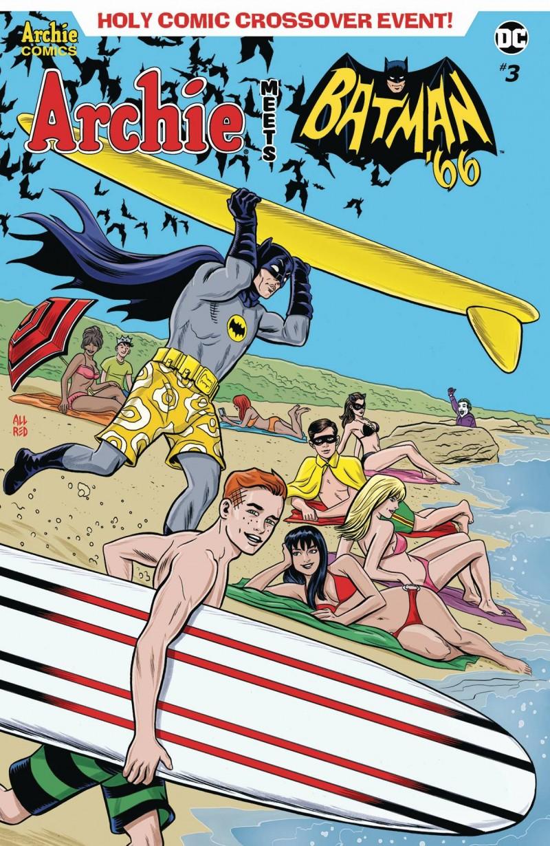Archie Meets Batman 66 #3 CVR A Allred