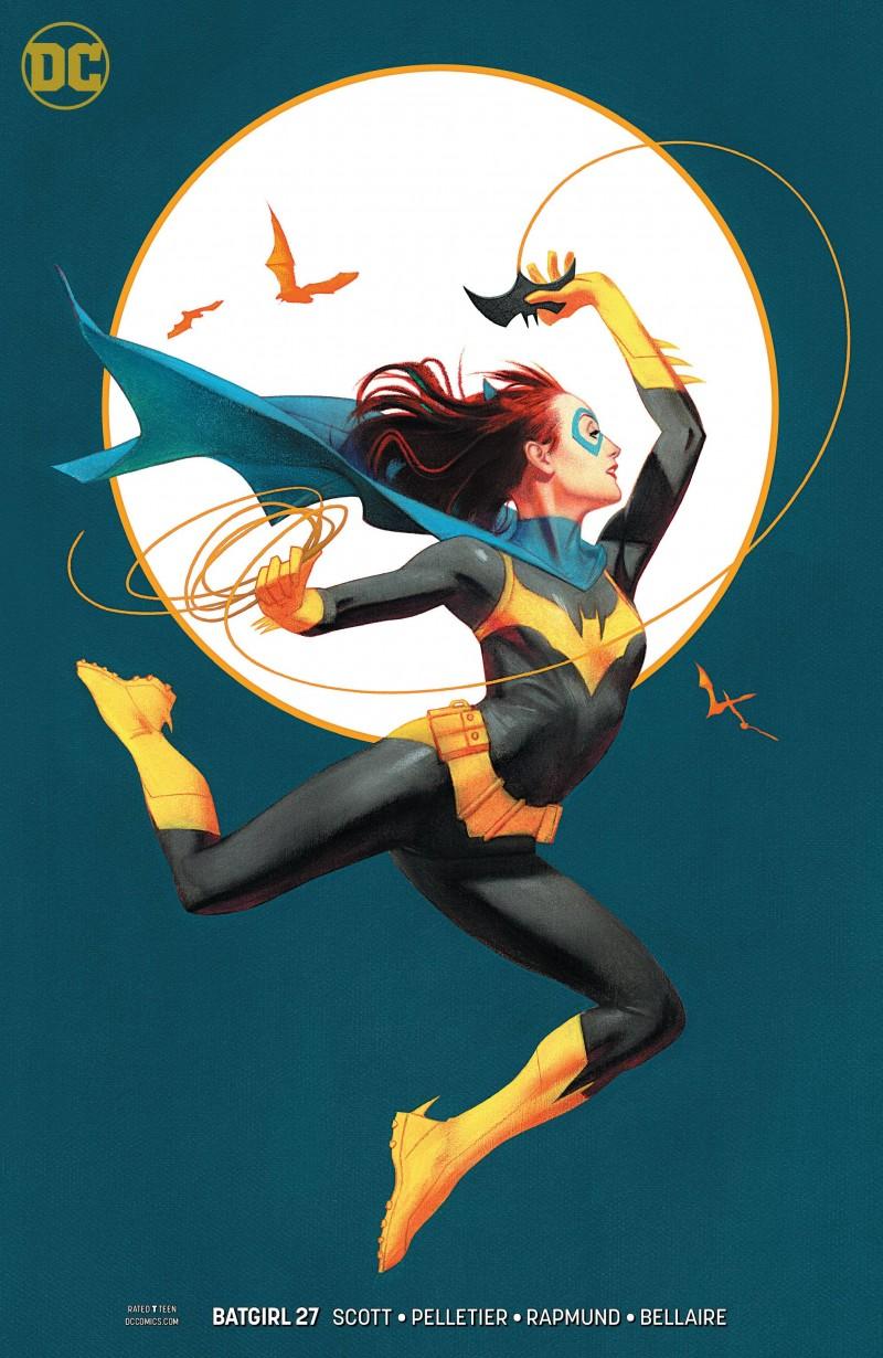 Batgirl  #27 CVR B