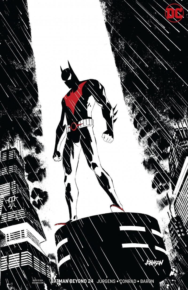 Batman Beyond  #24 CVR B