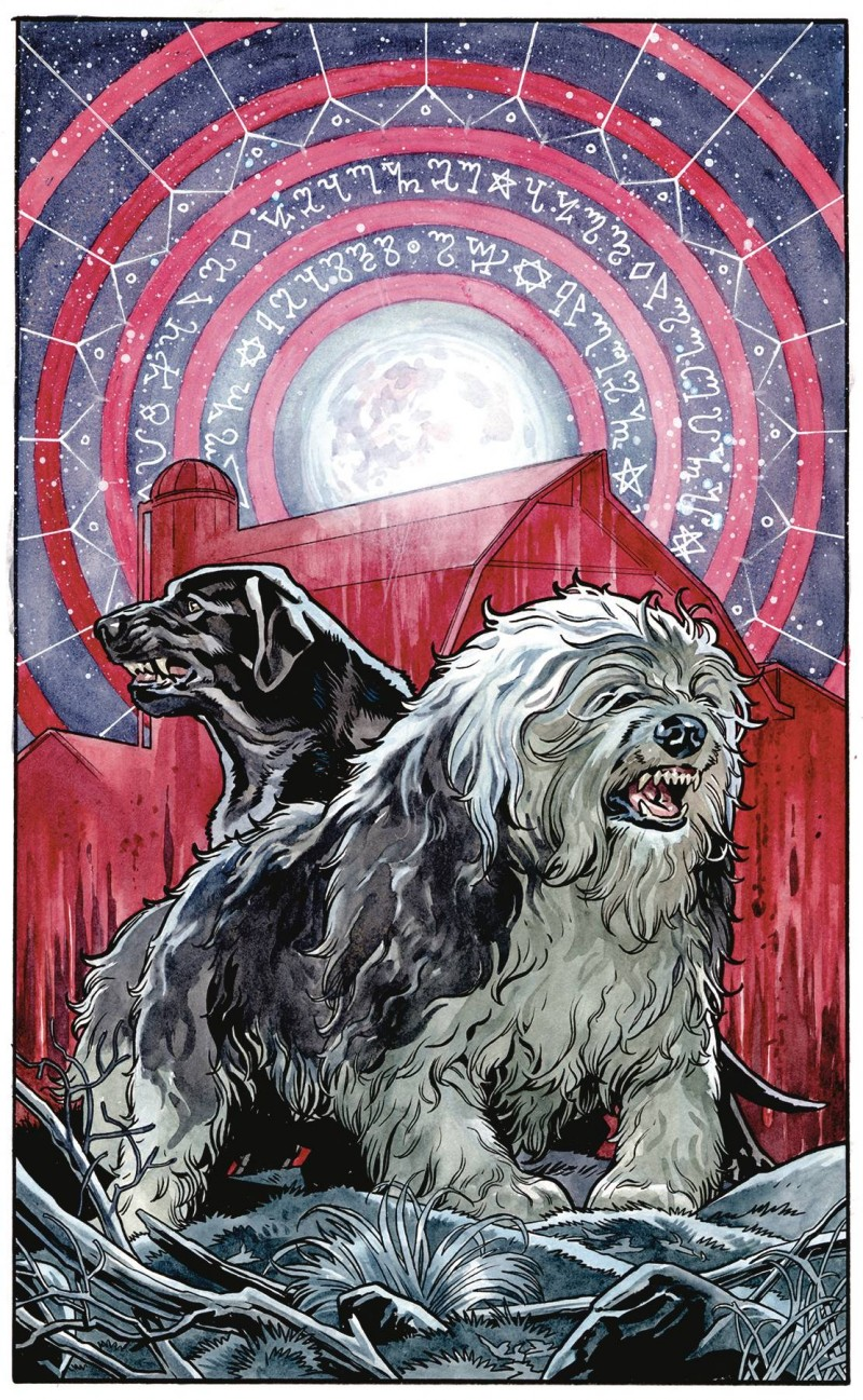 Beasts of Burden Wise Dogs And Eldritch Men #2 CVR A