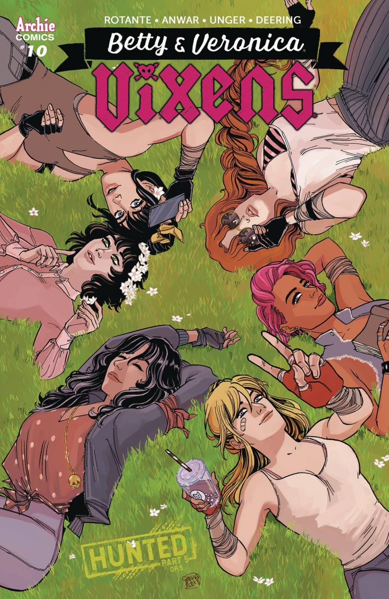 Betty and Veronica Vixens #10