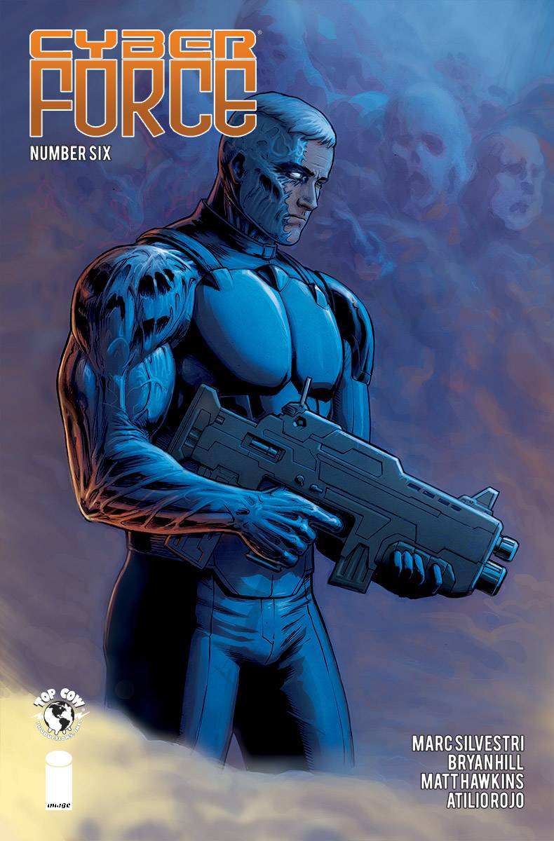Cyber Force V5 #6