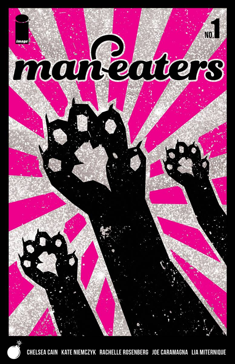 Man-Eaters #1 CVR A