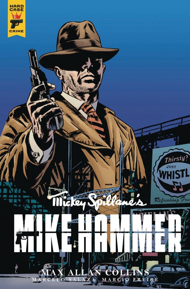 Mike Hammer #4 CVR B Guglielmini