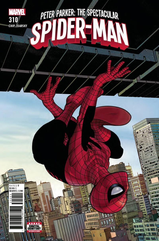 Peter Parker Spectacular Spider-Man #310