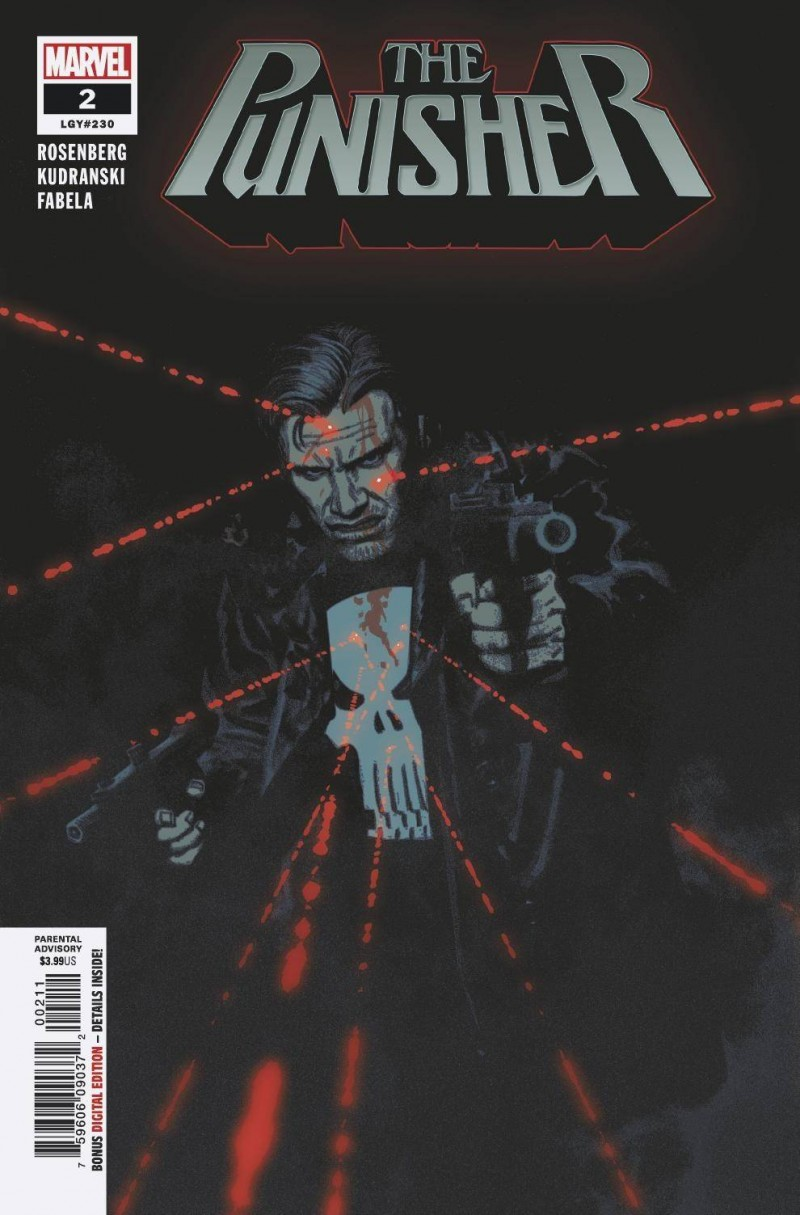Punisher V12 #2