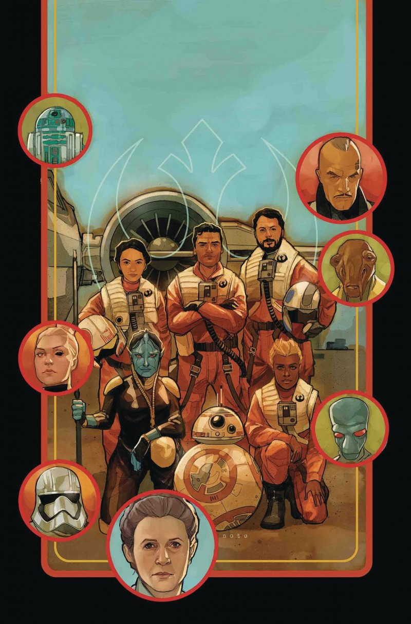 Star Wars Poe Dameron #31