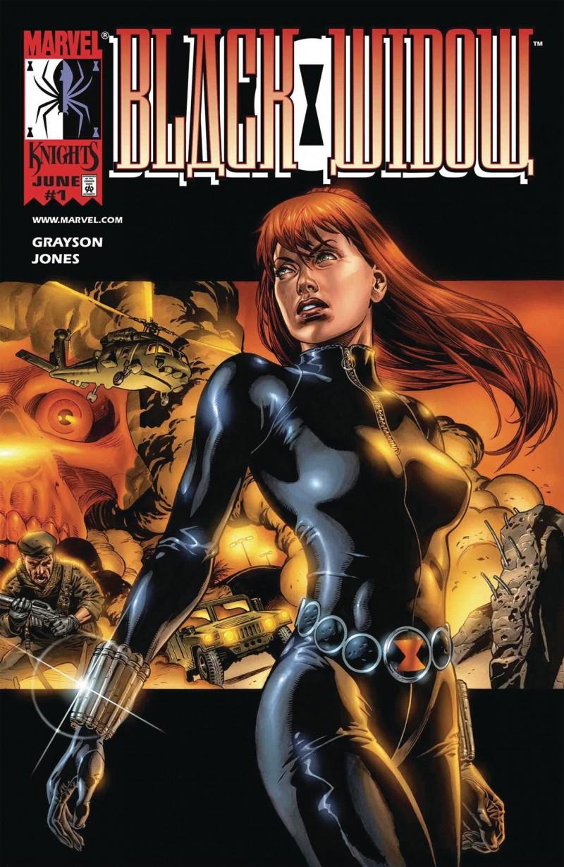 True Believers One-Shot Black Widow by Grayson and Jones