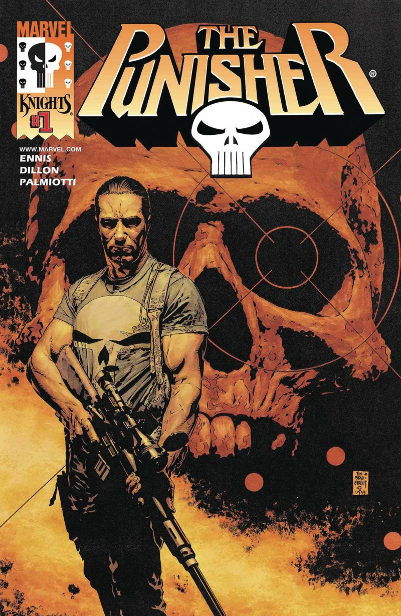 True Believers One-Shot Punisher by Ennis Dillon and Palmiotti