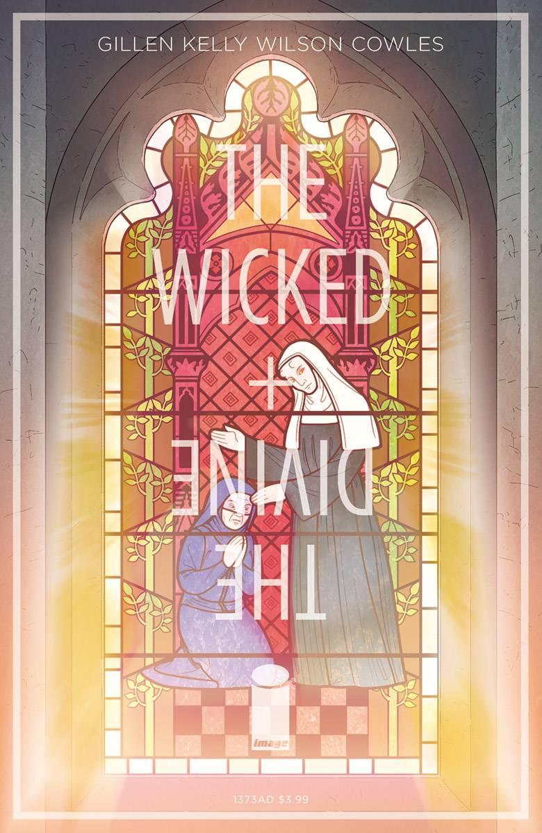 Wicked and Divine One-Shot 1373 CVR A Mckelvie