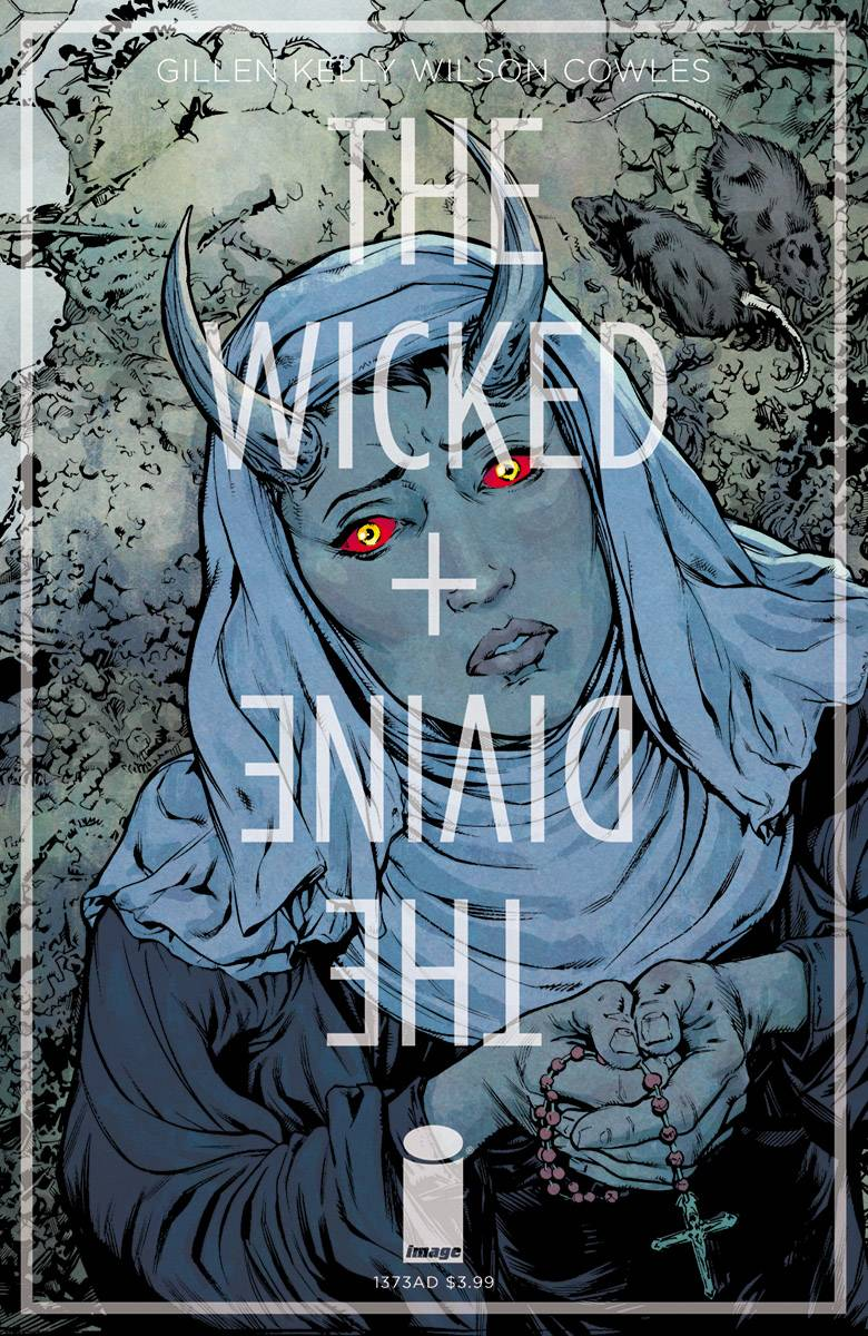 Wicked and Divine One-Shot 1373 CVR B Kelly