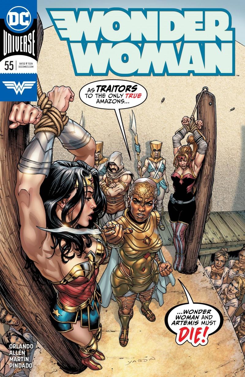 Wonder Woman V5 #55 CVR A