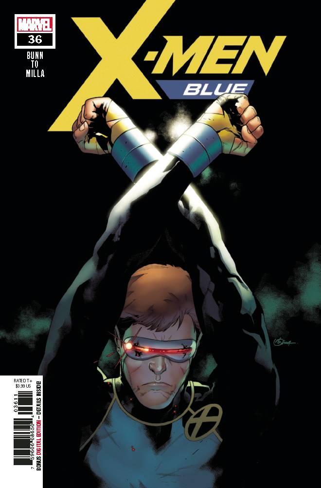 X-Men Blue #36