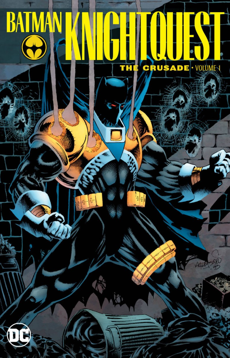 Batman TP Knightquest V1 the Crusade
