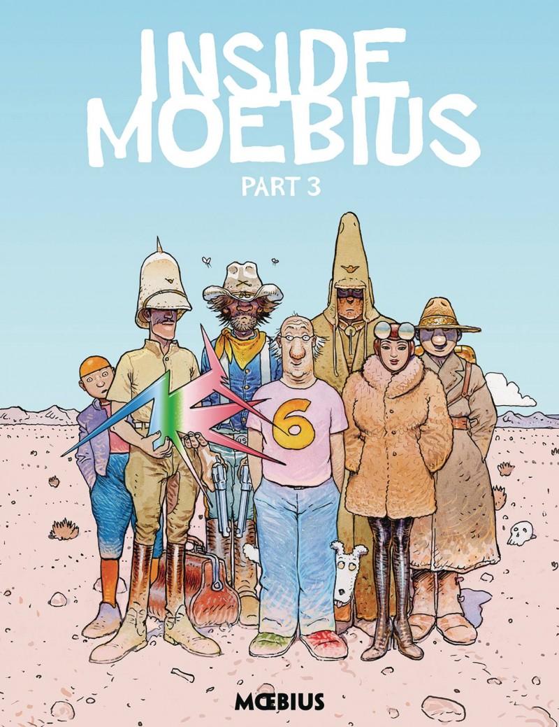 Moebius Library HC Inside Moebius