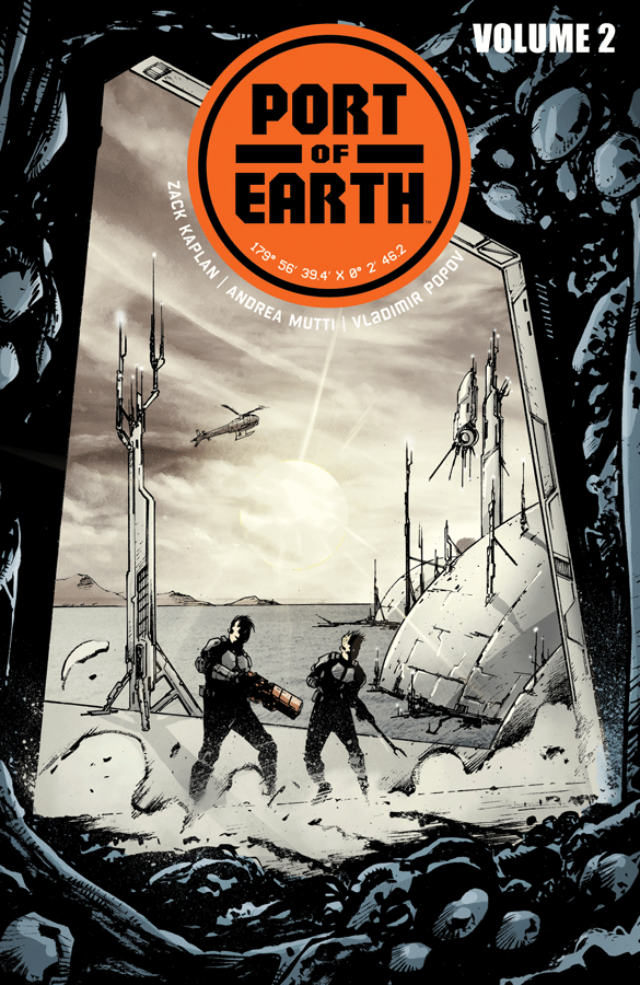 Port of Earth TP