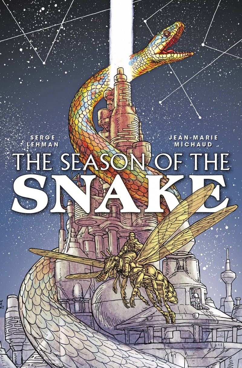 Season of the Snake TP