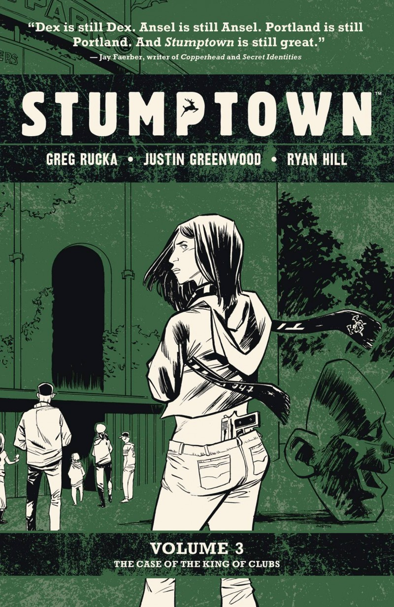 Stumptown TP V3 Case of King of Clubs