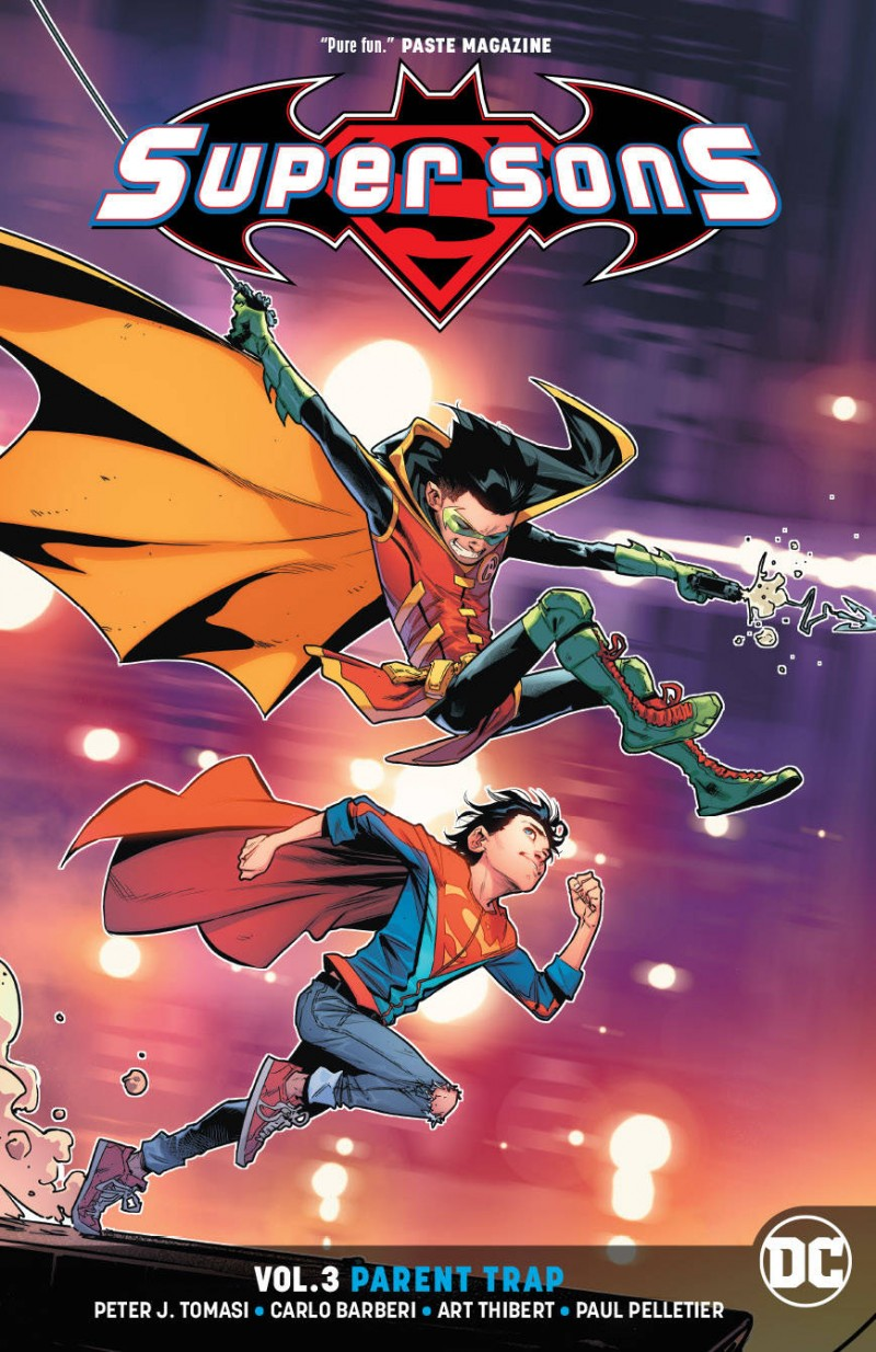Super Sons TP V3 Parent Trap