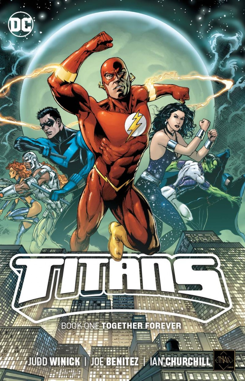Titans TP Classic  Together Forever