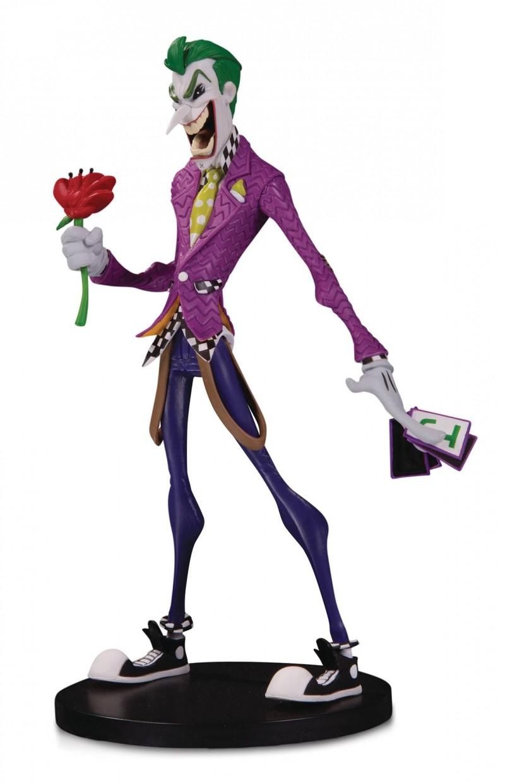 DC Direct Artists Alley Vinyl Figure Nooligan Joker