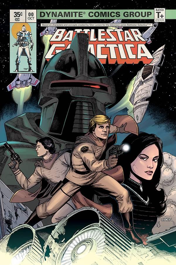 Battlestar Galactica Classic #0