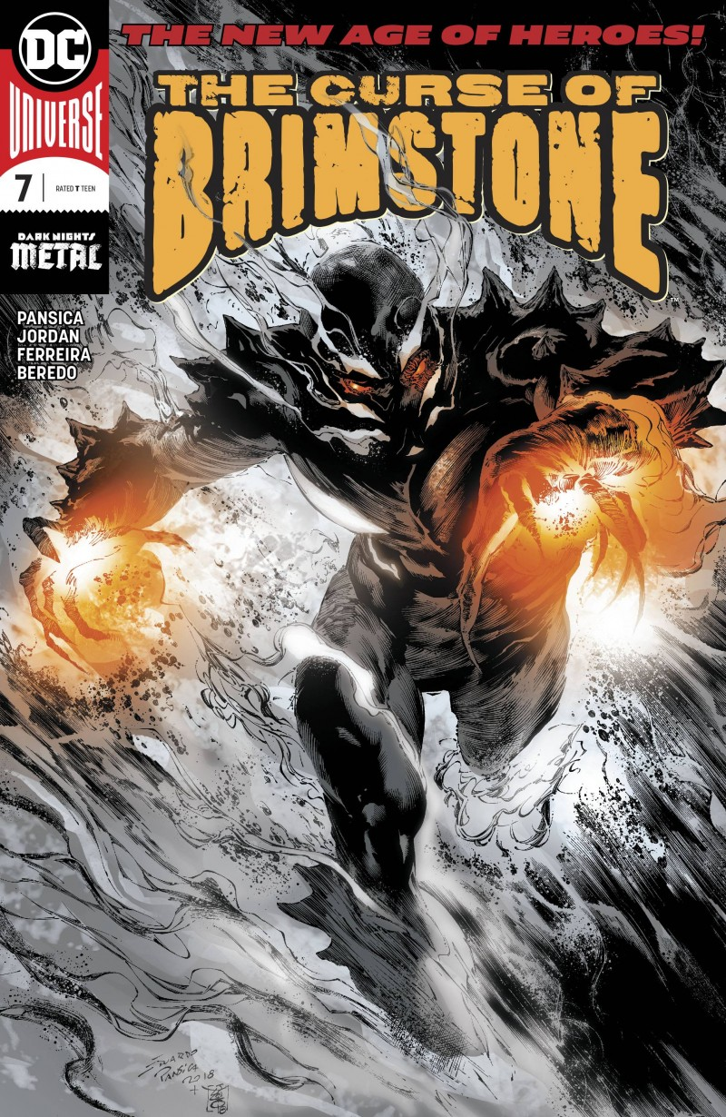 Curse of Brimstone #7