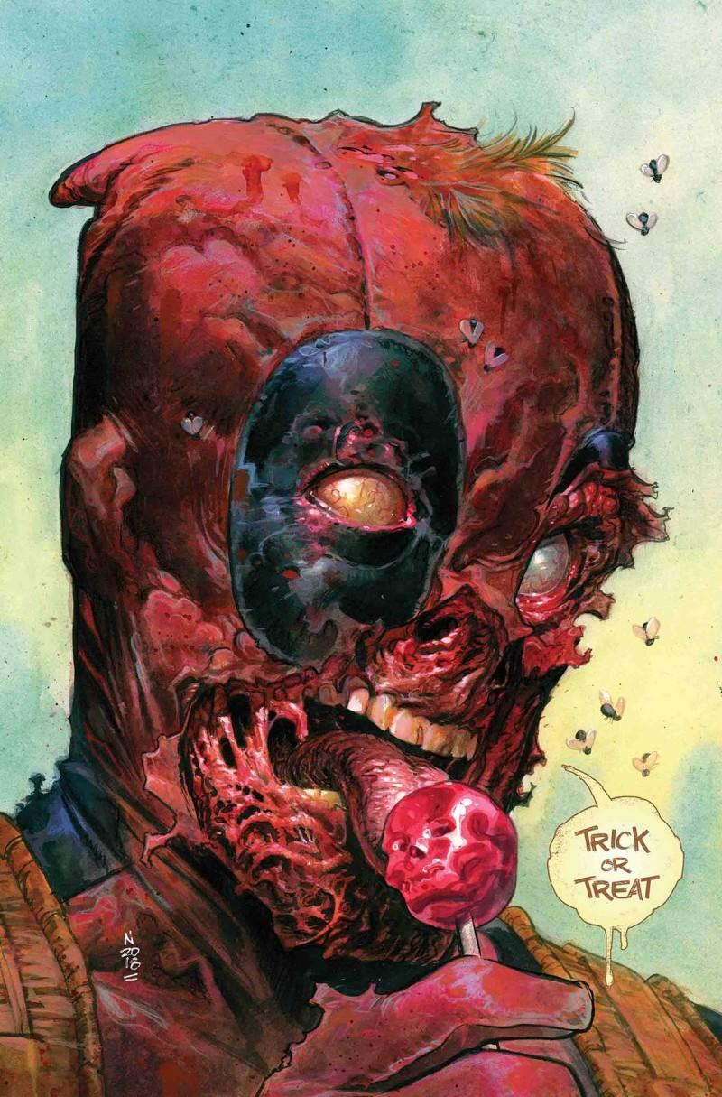 Deadpool V6 #5