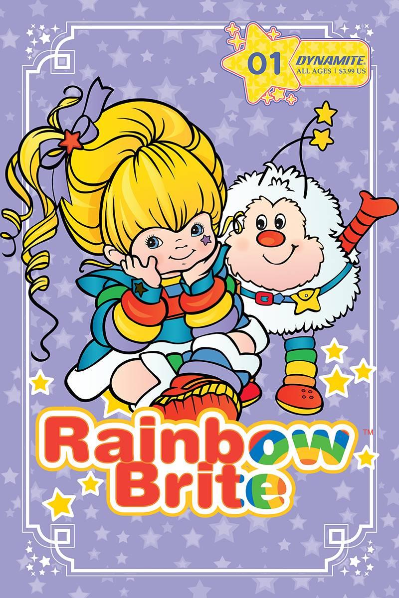 Rainbow Brite #1 CVR C Classic