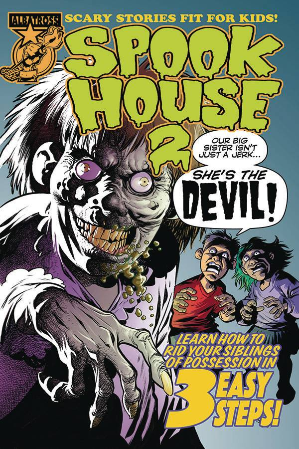 Spookhouse 2 #1