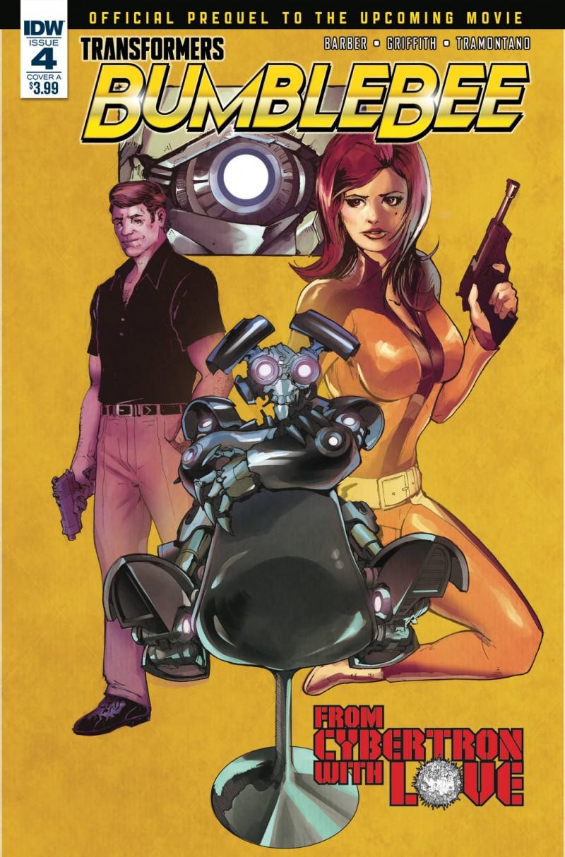 Transformers Bumblebee Movie Prequel #4