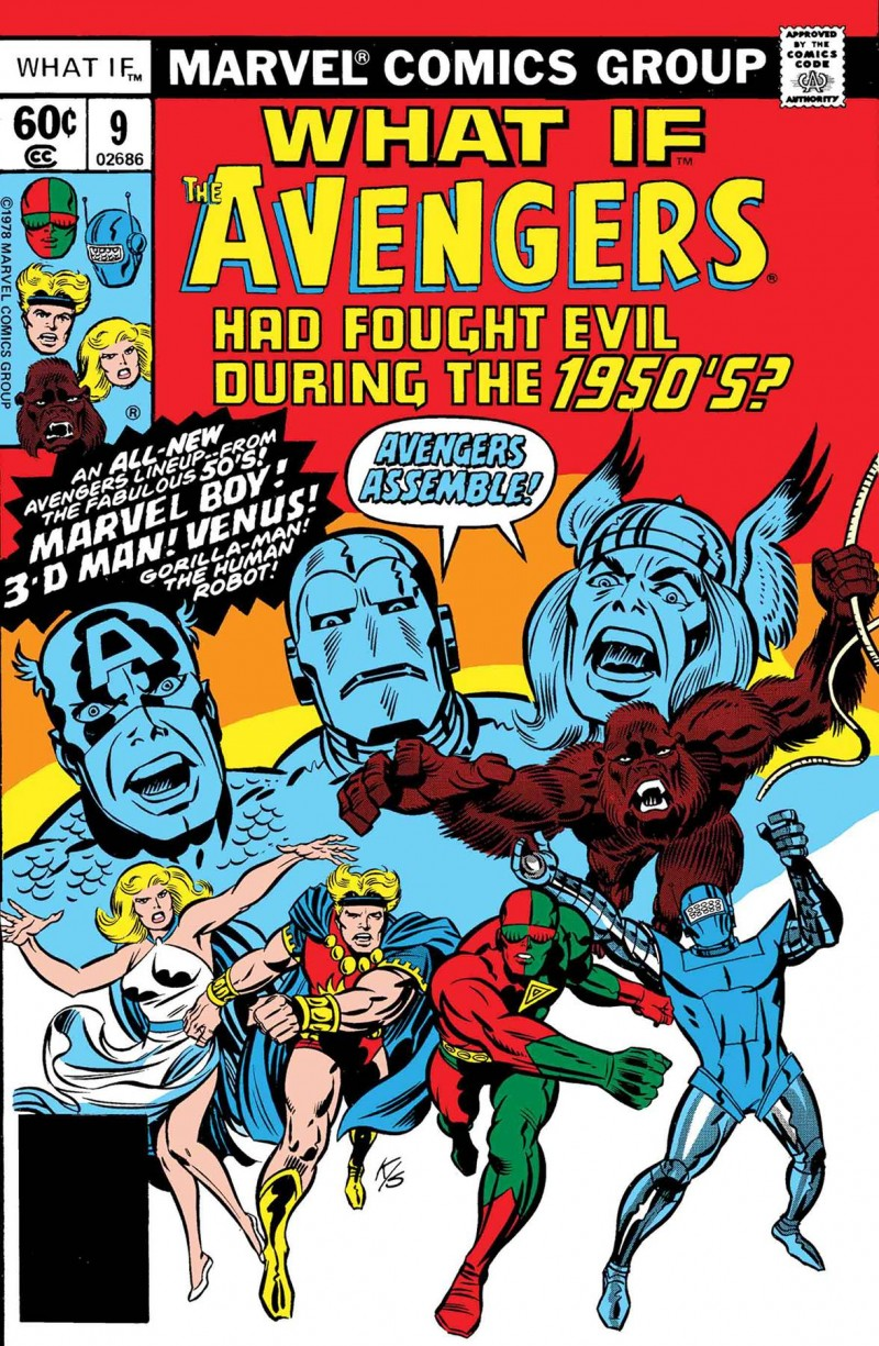 True Believers One-Shot What If Avengers Fought Evil During 1950s
