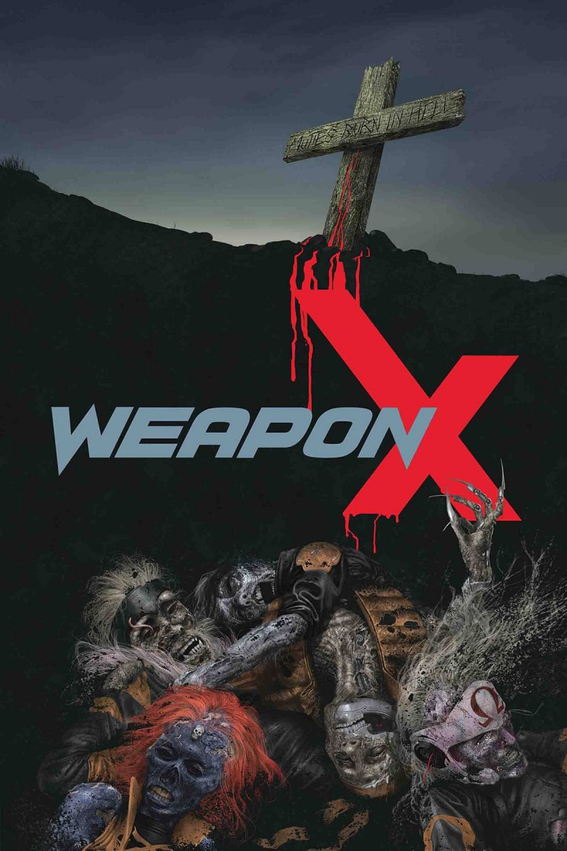 Weapon X V4 #24
