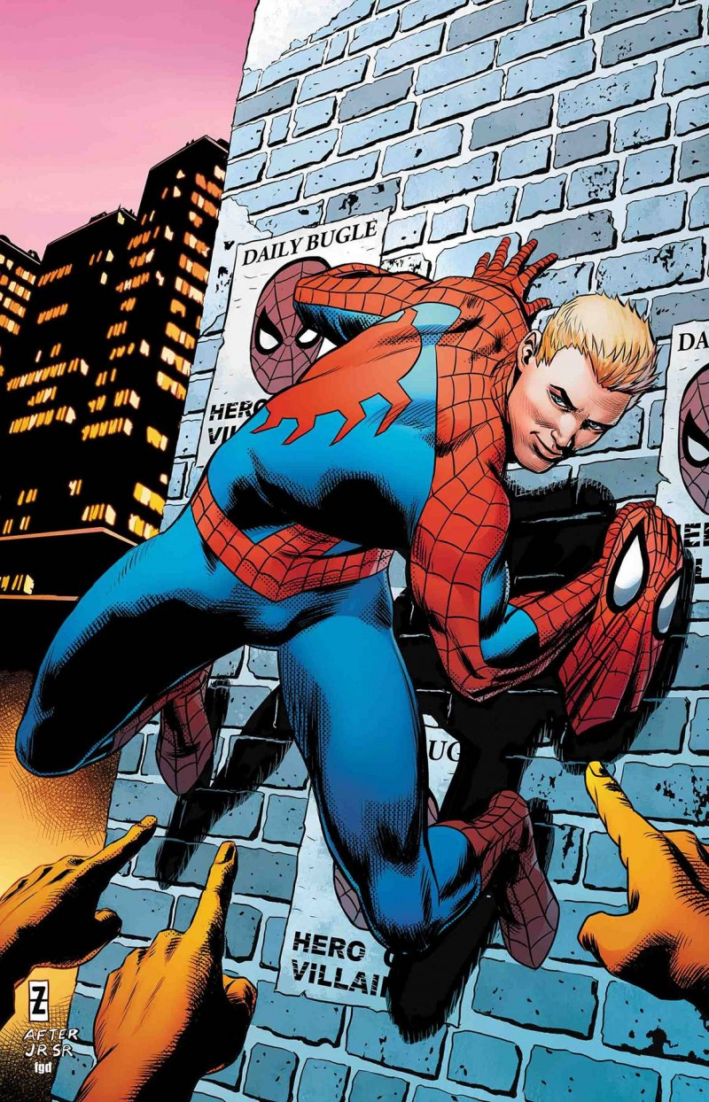 What If 2018 One-Shot Spider-Man