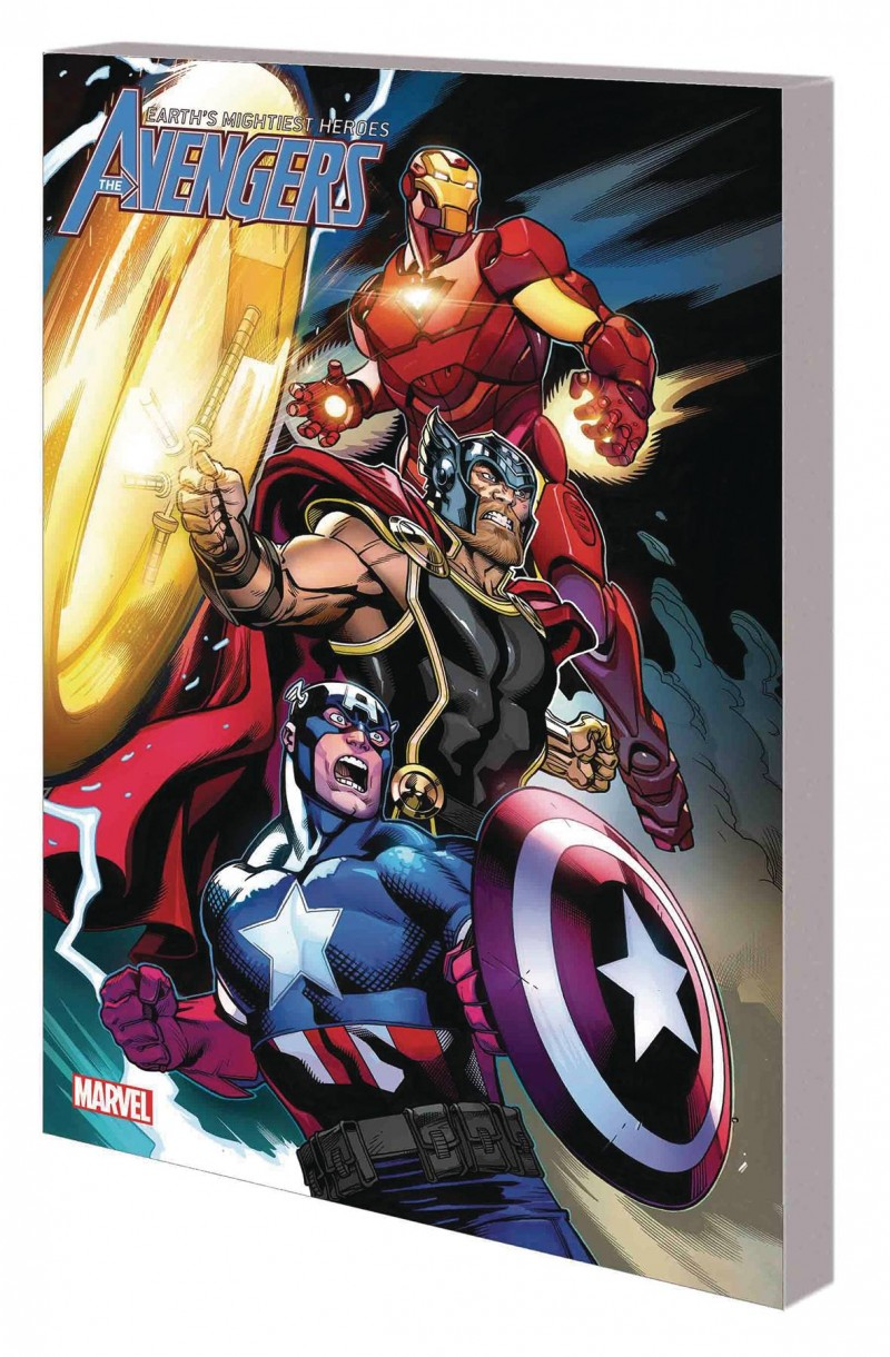 Avengers TP Jason Aaron  Final Host DM Edition