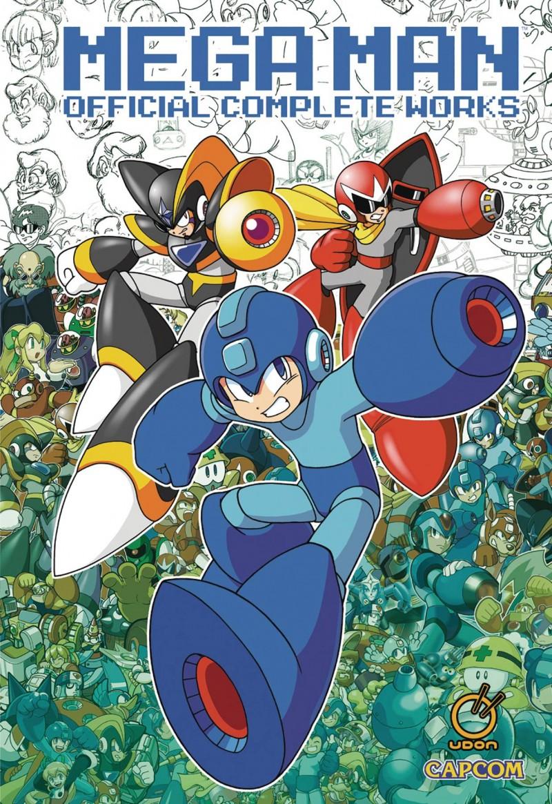 Mega Man TP Official Complete Works