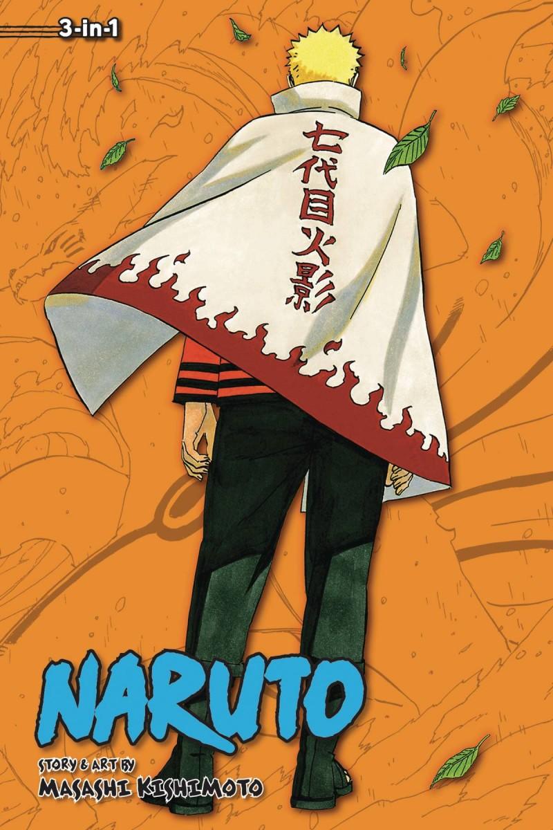 Naruto GN 3-in-1 Edition V24