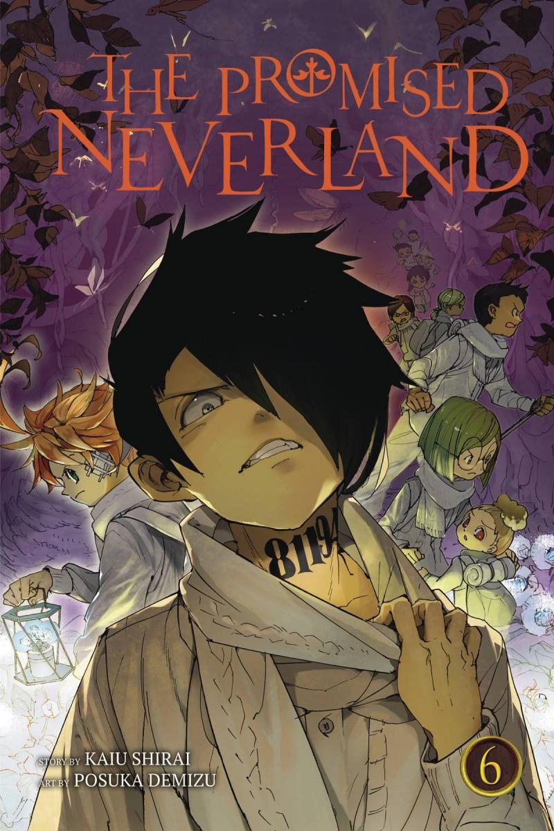 Promised Neverland GN V6