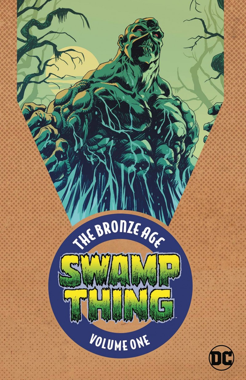 Swamp Thing Tp the Bronze Age Omnibus V1