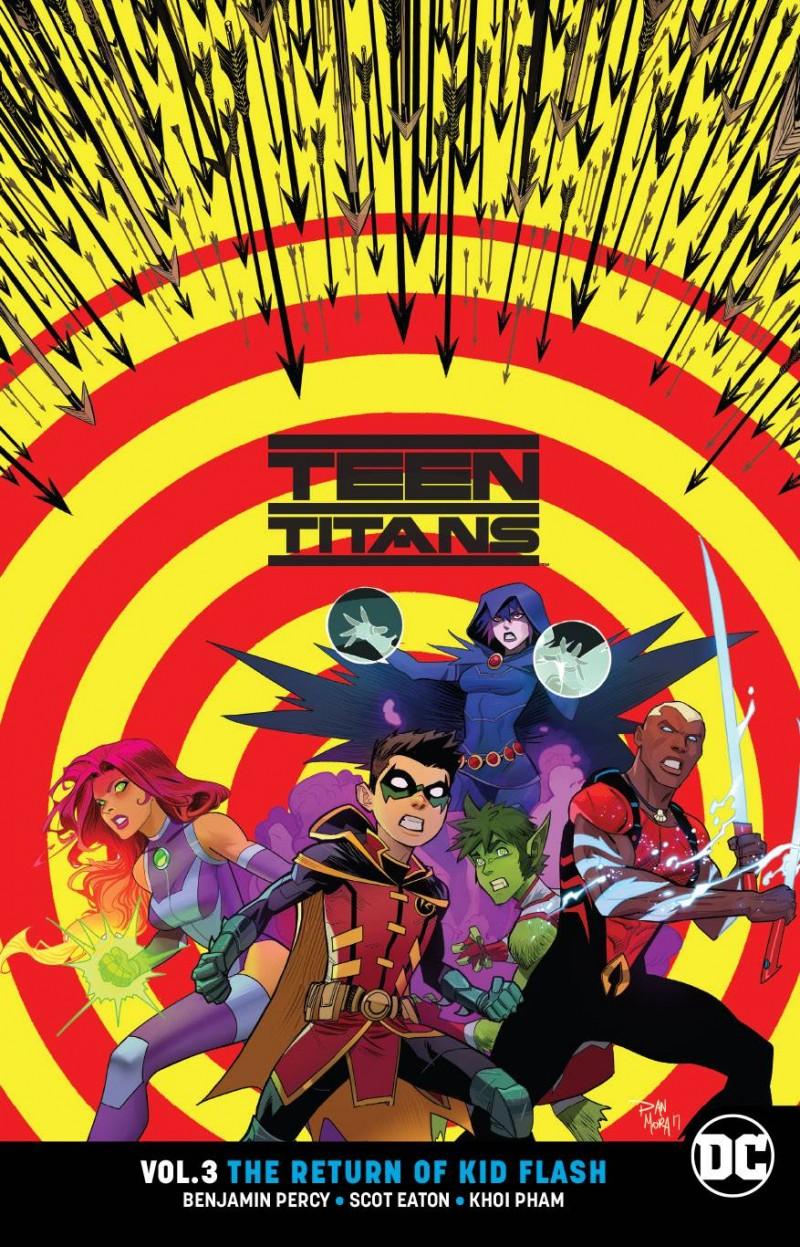 Teen Titans TP Rebirth V3 the Return of Kid Flash