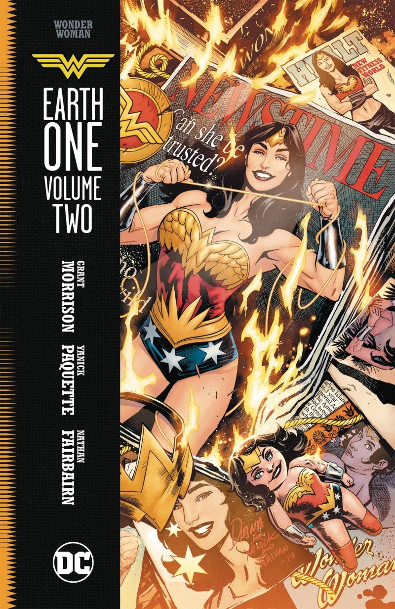 Wonder Woman HC Earth One