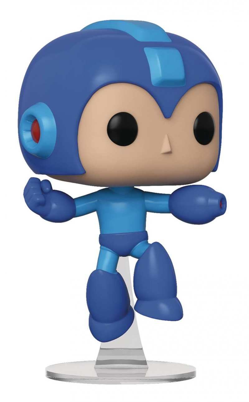 Funko Pop Mega Man Jumping
