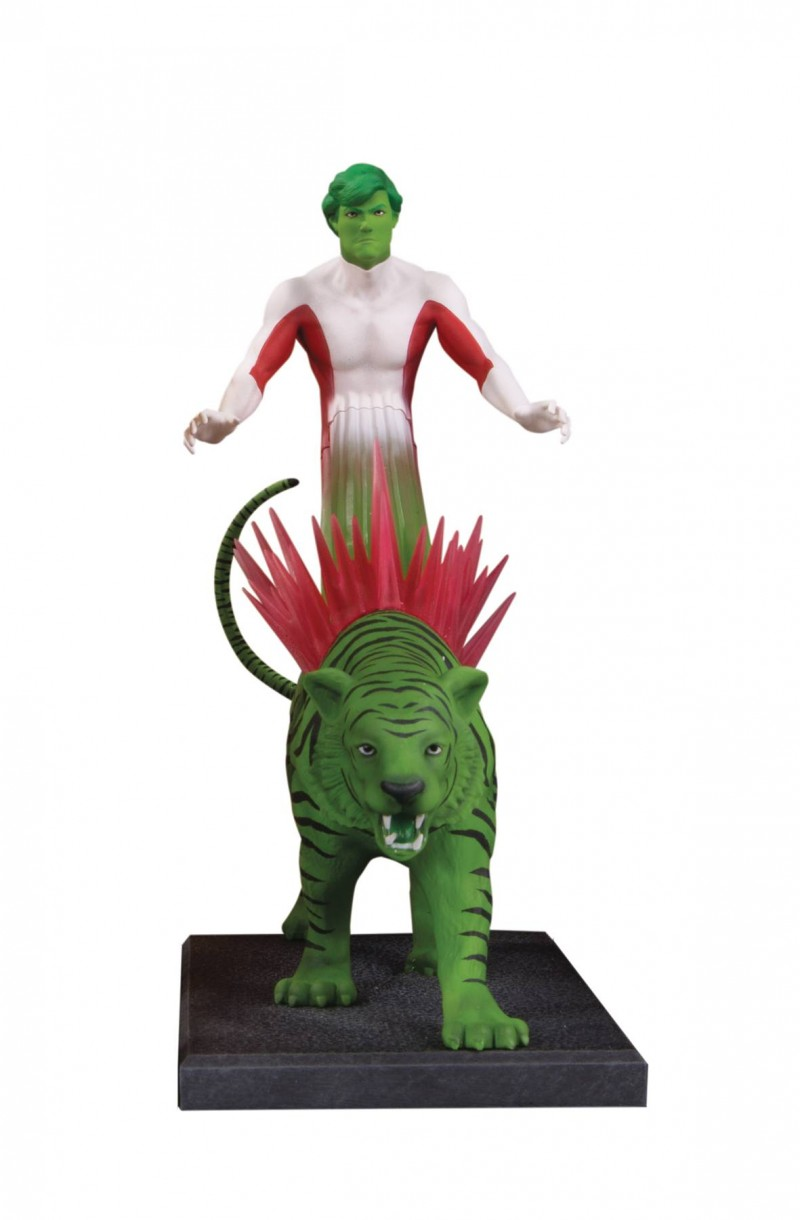 DC Statue Teen Titans Mulit Part Beast Boy
